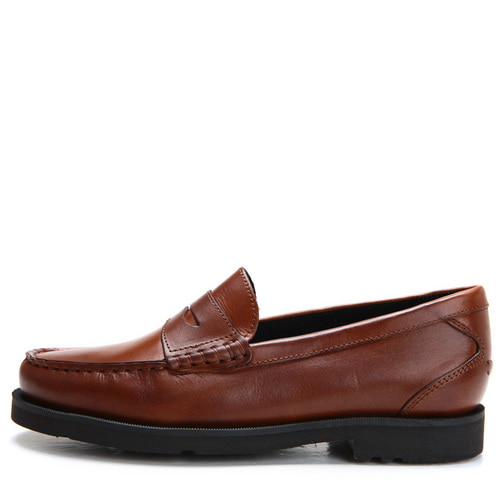 락포트 페니 로퍼 (PENNY LOAFER - DARK TAN) [V80549]