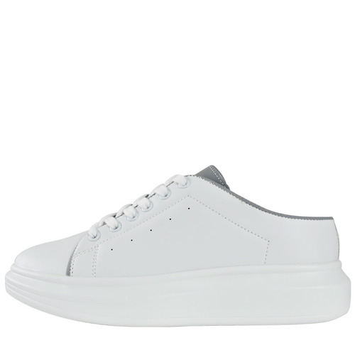 돔바 하이 포인트 뮬 (DOMBA HIGH POINT MULE (WHITE/3M SCOTCH)) [HM-9022]